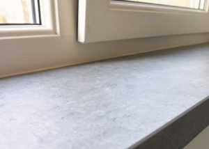 Steenlook vensterbank